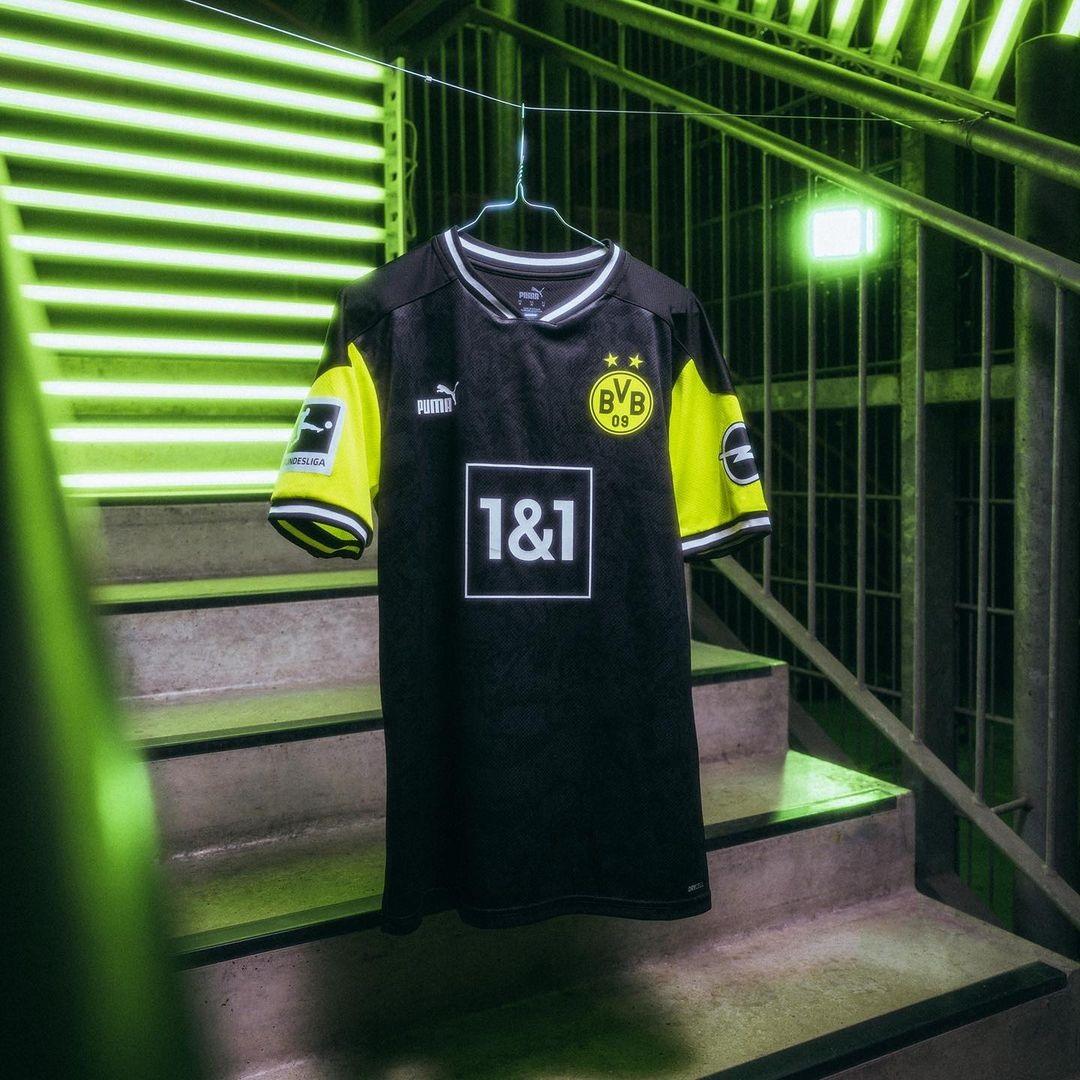 多特蒙德 2020-21 赛季特别版球衣 © 球衫堂 kitstown