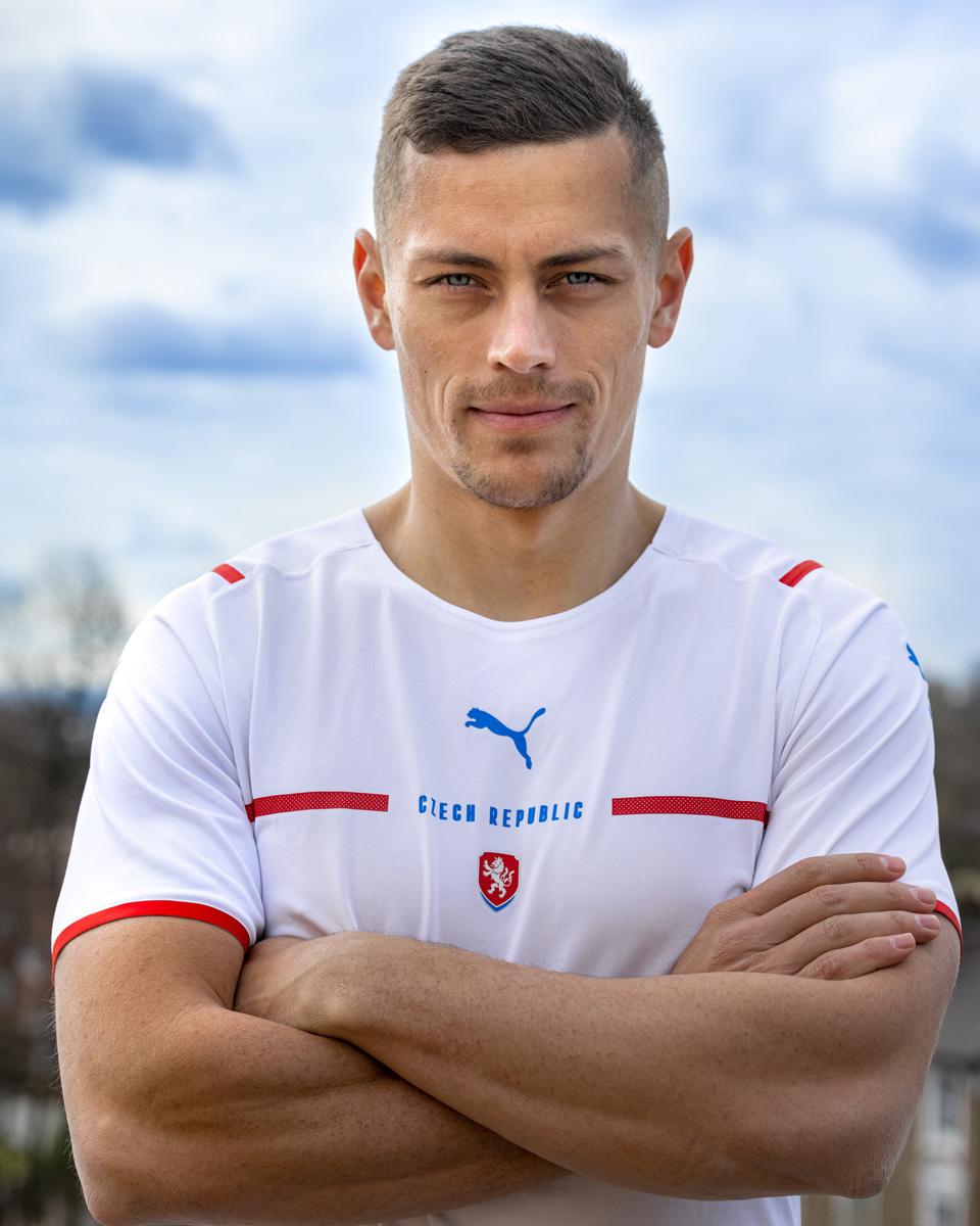 捷克国家队 2021 赛季客场球衣 © 球衫堂 kitstown