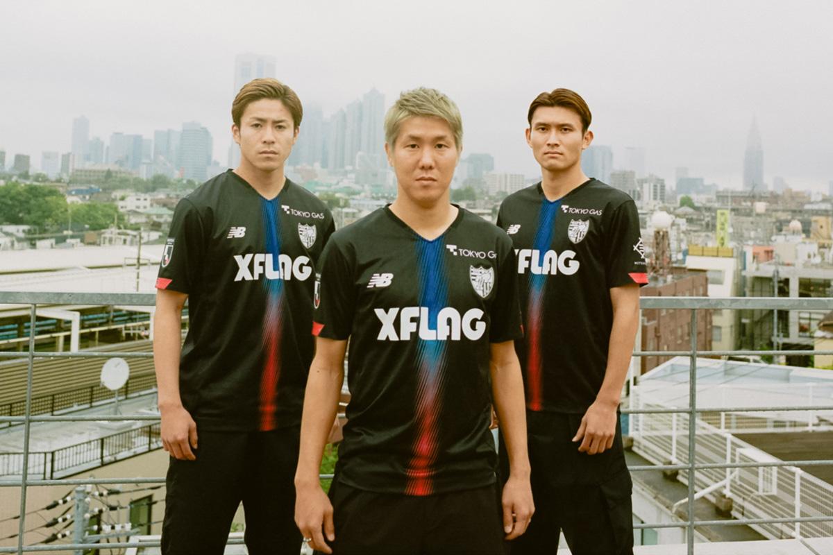 东京FC 2021 赛季第二客场球衣 © 球衫堂 kitstown