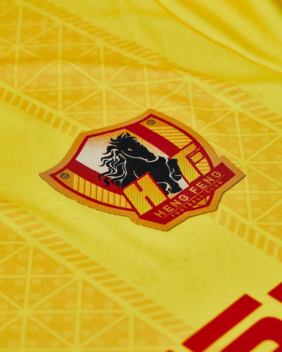贵州 2021 赛季主客场球衣 © 球衫堂 kitstown