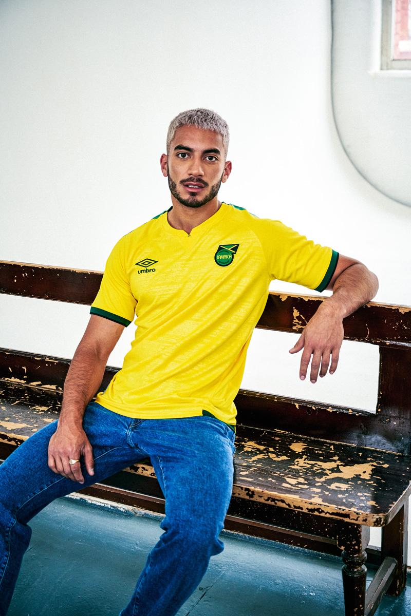 牙买加国家队 2021-22 赛季主客场球衣 © 球衫堂 kitstown