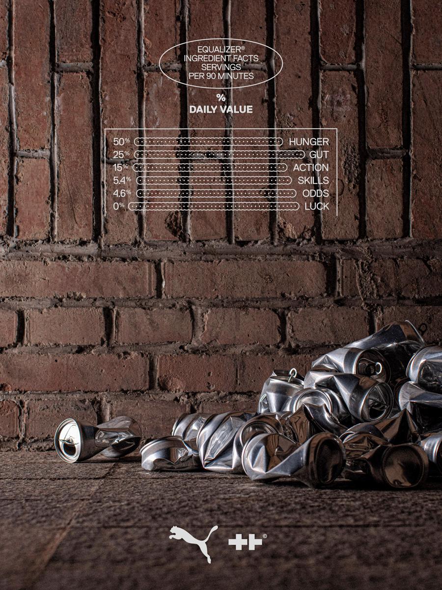 PUMA × EQUALIZER 联合发布 FUTURE Z 足球鞋 © 球衫堂 kitstown
