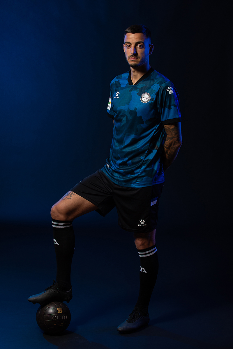 阿拉维斯 2021-22 赛季主客场球衣 © 球衫堂 kitstown