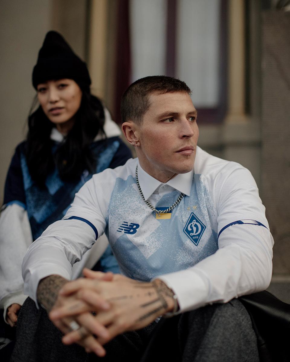 基辅迪纳摩 2021-22 赛季主客场球衣 © 球衫堂 kitstown
