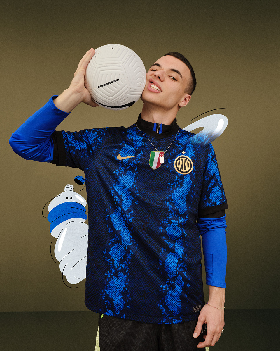 国际米兰 2021-22 赛季主场球衣 © 球衫堂 kitstown