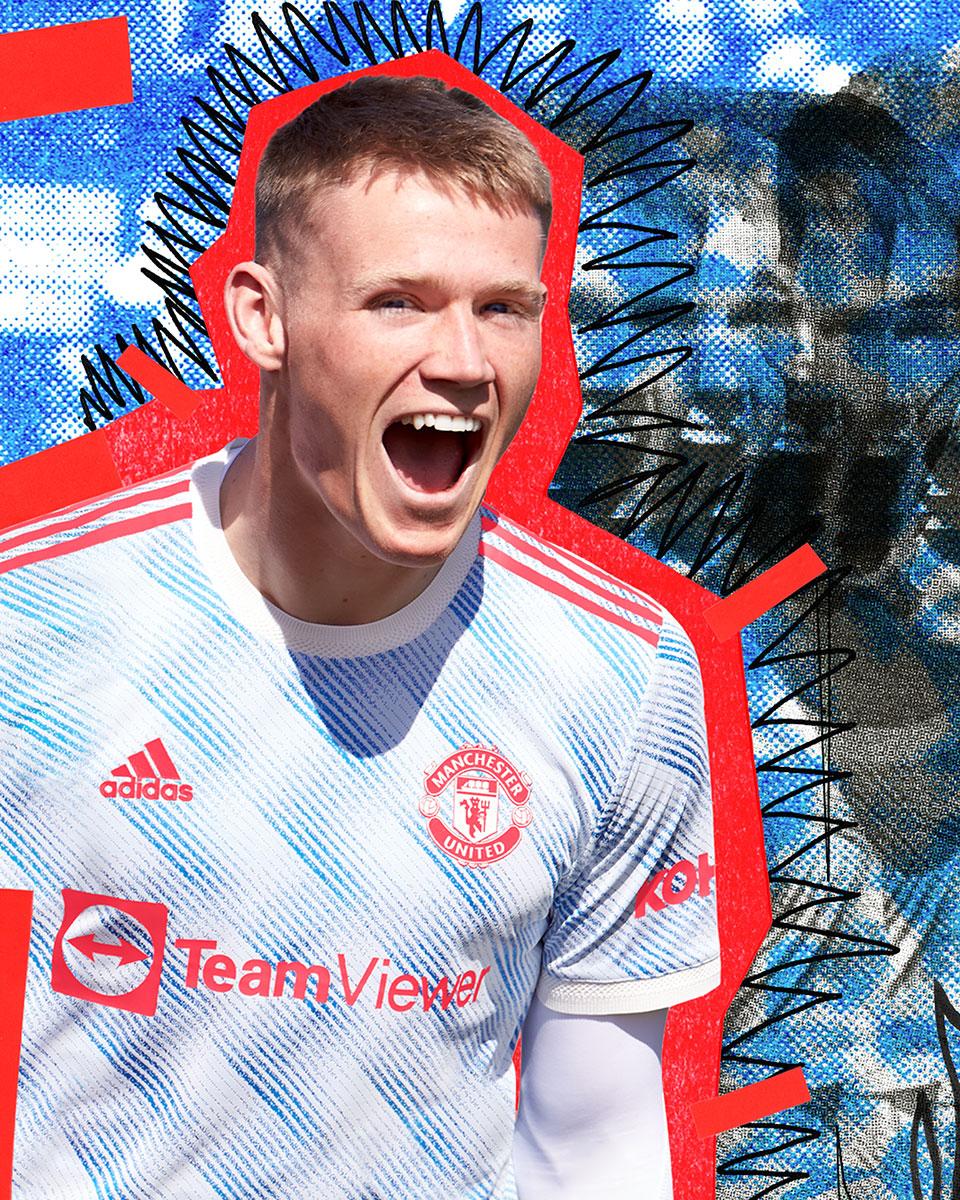 曼彻斯特联 2021-22 赛季客场球衣 © 球衫堂 kitstown