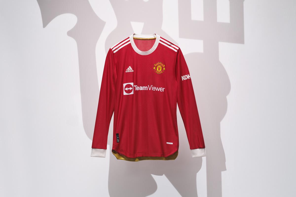 曼彻斯特联 2021-22 赛季主场球衣 © 球衫堂 kitstown