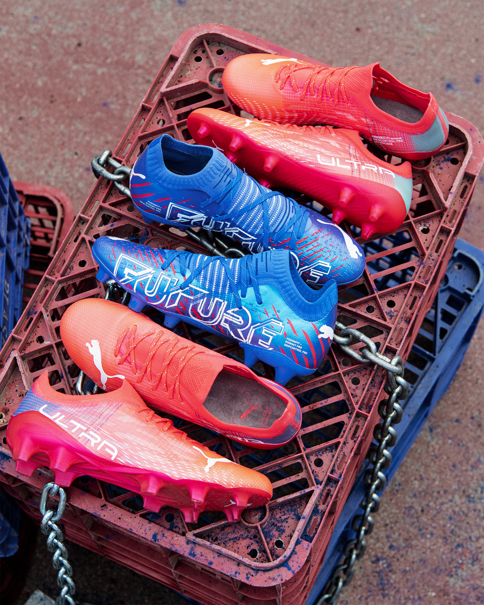PUMA 推出全新 Faster Football 系列 FUTURE Z 1.2 足球鞋 © 球衫堂 kitstown