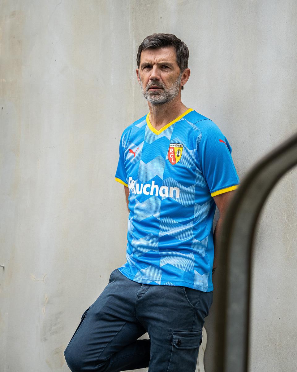 朗斯 2021-22 赛季第二客场球衣 © 球衫堂 kitstown