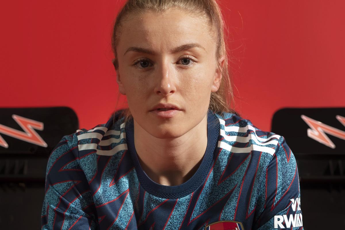 阿森纳 2021-22 赛季第二客场球衣 © 球衫堂 kitstown
