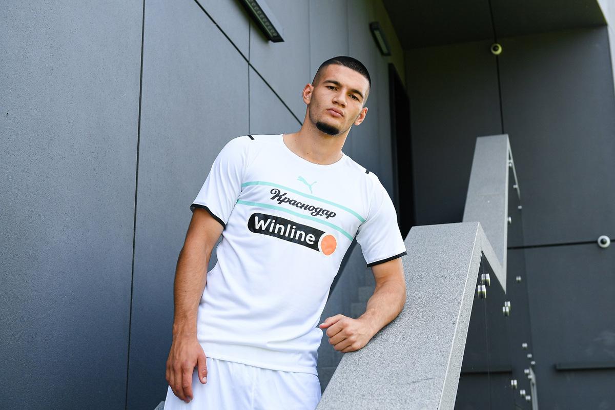 克拉斯诺达尔 2021-22 赛季第二客场球衣 © 球衫堂 kitstown