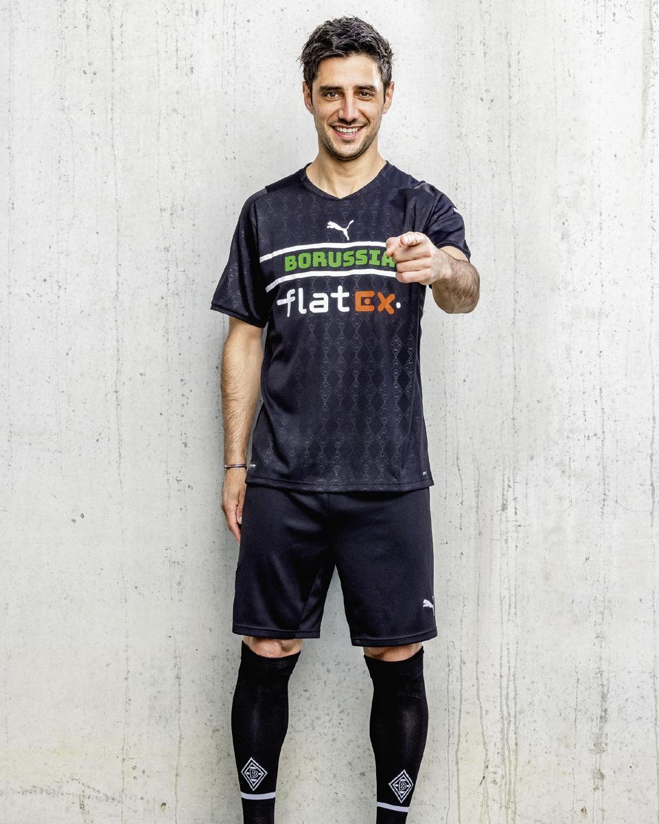 门兴格拉德巴赫 2021-22 赛季第二客场球衣 © 球衫堂 kitstown