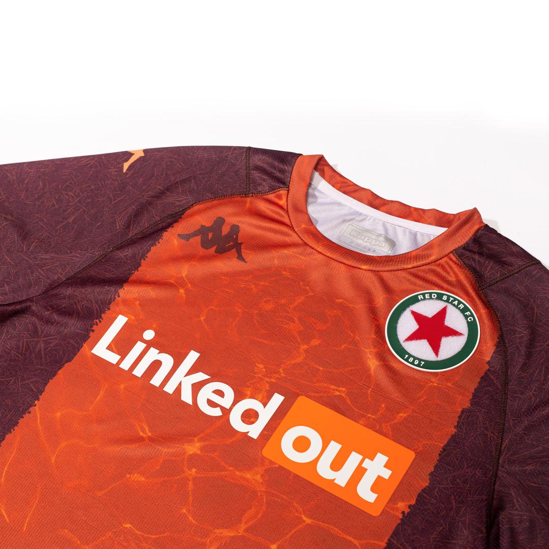 红星 2021-22 赛季主客场球衣 © 球衫堂 kitstown