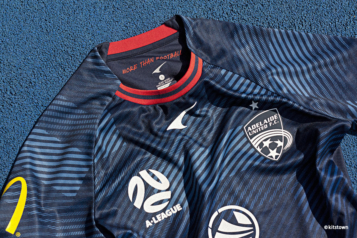 阿德莱德联 2021-22 赛季客场球衣 © 球衫堂 kitstown