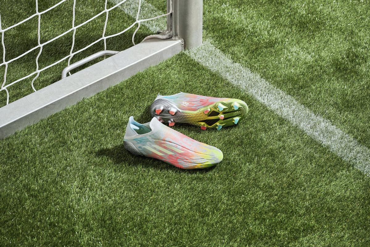 阿迪达斯推出 NUMBERSUP足球鞋套装 © 球衫堂 kitstown