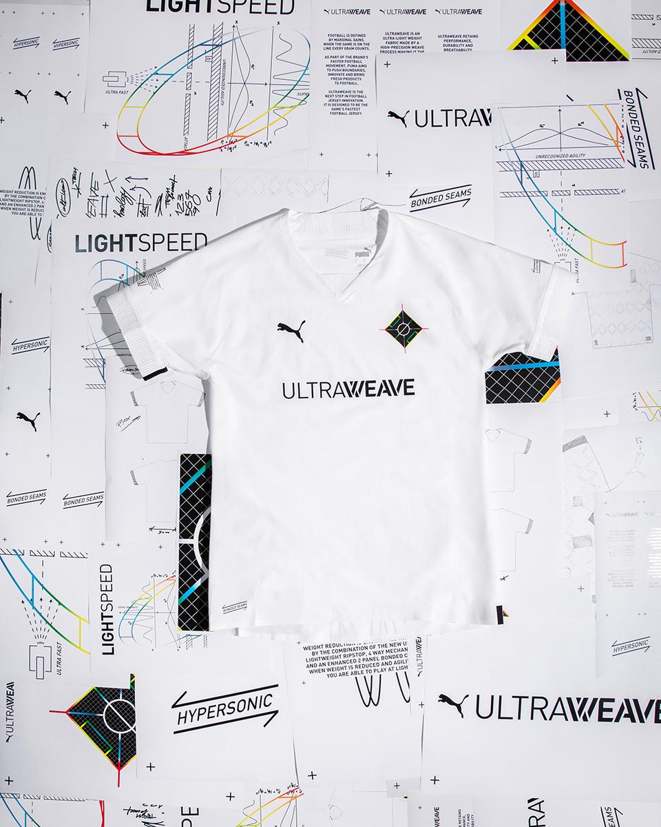 PUMA × 意大利国家队 ULTRAWEAVE 球衣 © 球衫堂 kitstown
